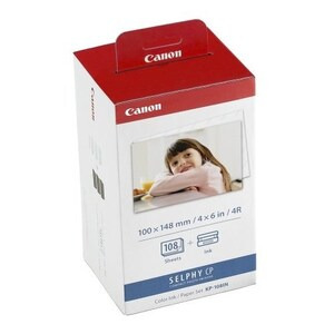 Photo of CANON KP108IP PAPER Photo Paper