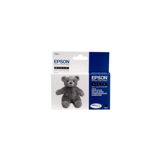Epson Black Cartridge T0611