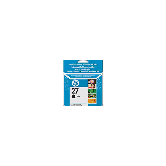 HP27 Black inkjet cartridge (C8727A)
