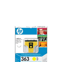 HP NO 363 YELLOW CARTRIDGE C8773EE Reviews