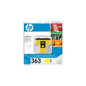 Photo of HP NO 363 YELLOW CARTRIDGE C8773EE Ink Cartridge