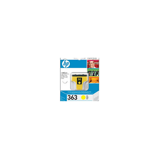 HP NO 363 YELLOW CARTRIDGE C8773EE