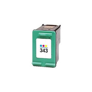 Photo of Recycled HP No 343 Colour INKJET CARTRDIGE Ink Cartridge