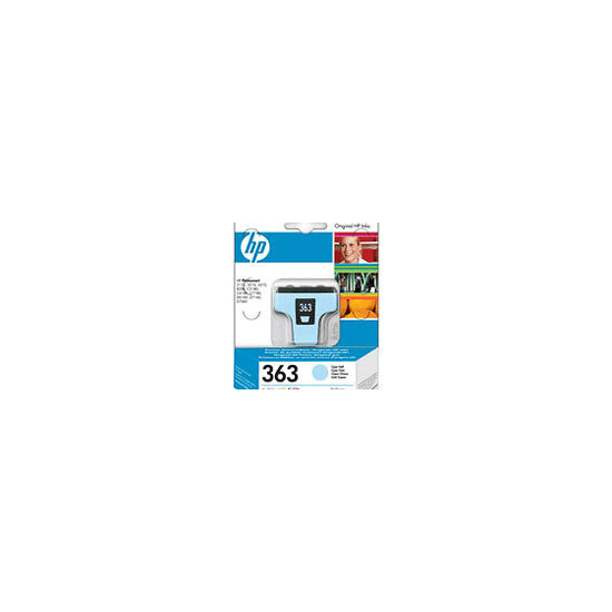 HP NO 363 LIGHT CYAN CARTRIDGE C8774EE