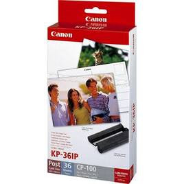 Canon CP100 Black, Cyan, Magenta, Yellow Ink And Paper Set Reviews