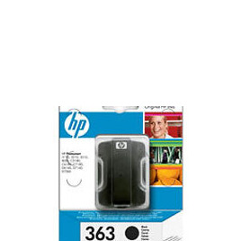 HP 363 Black Ink Cart Reviews