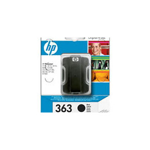 Photo of HP 363 Black Ink Cart Ink Cartridge