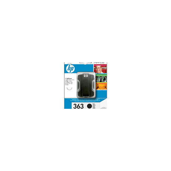 HP 363 Black Ink Cart