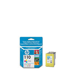 CB304A HP No 110 HP 110 TRI COLOUR INKJET 1 X 5ML Reviews