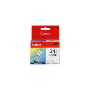 Photo of CANON Original BCI24 Colour Cartridge Ink Cartridge