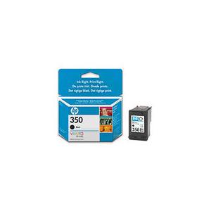 Photo of HP 350 Black Standard Use Cartridge Ink Cartridge