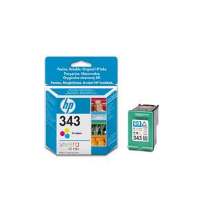Photo of HP 343 Tri-Col INKJET Print Cart Ink Cartridge