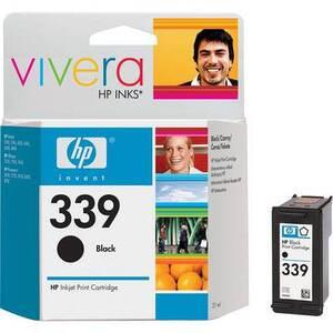 Photo of HP 339 Black INKJET Print Cart Ink Cartridge