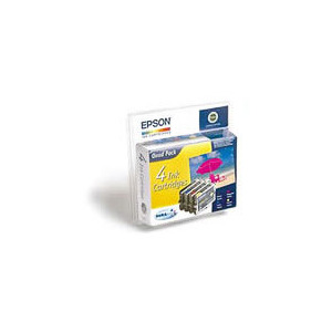 Photo of Epson MultiPack T0441/452/453/454 Ink Cartridge