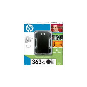 Photo of HP 363 Large Black Ink Cart Ink Cartridge