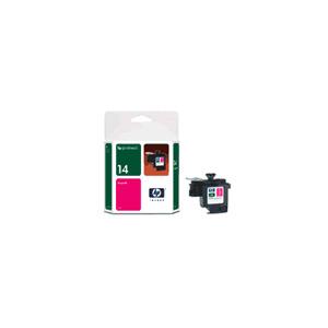 Photo of Hewlett Packard C4922A Magenta Printhead Ink Cartridge