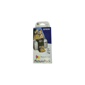 Photo of Epson Picturemate Picture Pack. Photo Cartridge and Picture Paper Ink Cartridge