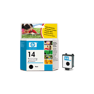 Photo of HP 14 C5010 Tri Colour Printer Ink Cartridge Ink Cartridge