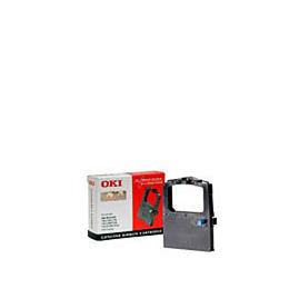 Oki 9 Pin Printer Ribbon for 300 Series Printers Reviews