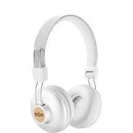 HOUSE OF MARLEY Positive Vibration 2 Wireless Bluetooth Headphones - Silver Reviews