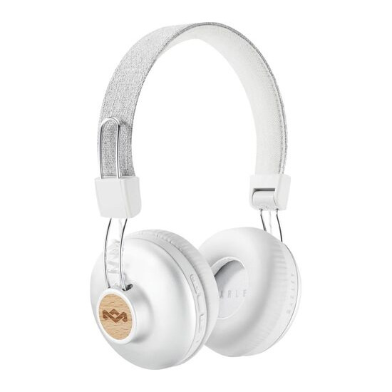HOUSE OF MARLEY Positive Vibration 2 Wireless Bluetooth Headphones - Silver