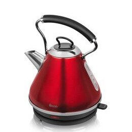Swan SK34010REDN Traditional Kettle - Red Reviews