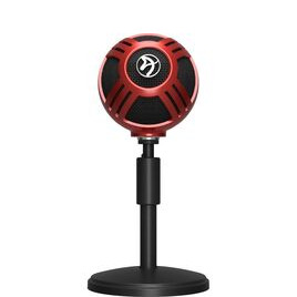 AROZZI Sfera USB Microphone - Red
