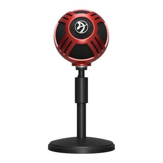 AROZZI Sfera USB Microphone - Red