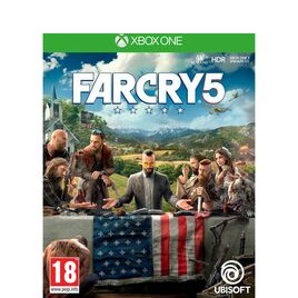 XBOX ONE Far Cry 5 Reviews