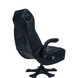 X ROCKER DAC Infiniti + Wireless Gaming Chair - Black Reviews