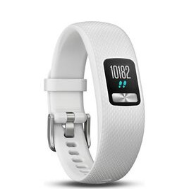 Garmin Vivofit 4 WW Fitness Activity Tracker Small/Medium - White Reviews