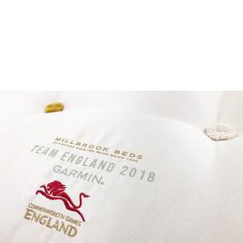 Millbrook Team England 2018 Pocket Mattress Reviews