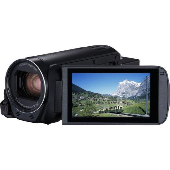 Canon Legria HF R87 Camcorder - Black
