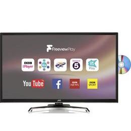 JVC LT-32C785 32 Smart LED TV with Built DVD Player Reviews