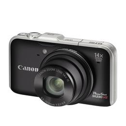 Canon PowerShot SX230 HS Reviews