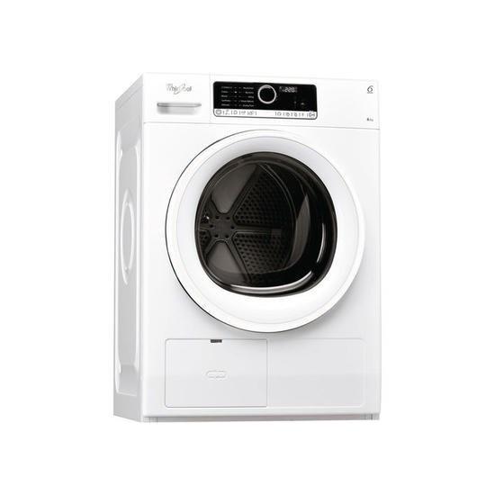 Whirlpool HSCX80110 Supreme Care Core 8kg Freestanding Tumble Dryer