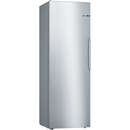 Bosch Serie 4 176x60cm 324L Freestanding Fridge Stainless Steel Look Reviews