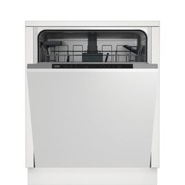 Beko DIN16X10 Full-size Fully Integrated Dishwasher Reviews