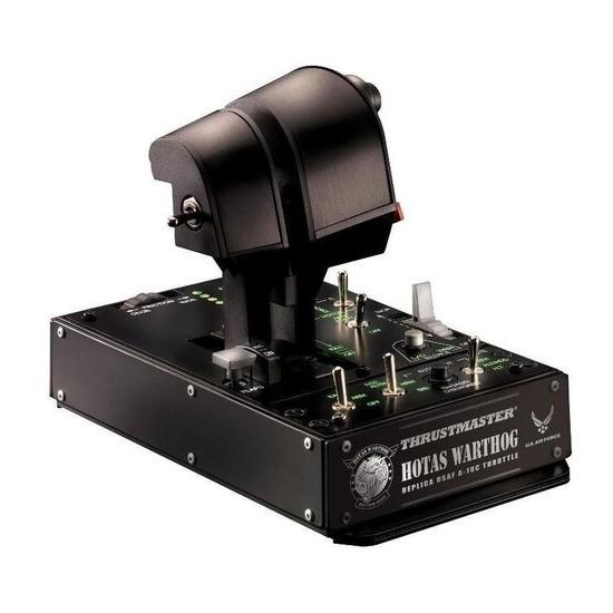 Thrustmaster HOTAS WarthogTM Dual Throttles Controller