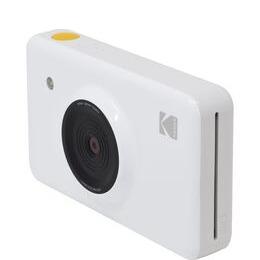 Kodak Mini Shot KODMSW Instant Camera - White Reviews