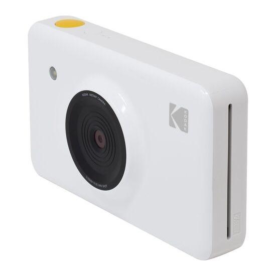 Kodak Mini Shot KODMSW Instant Camera - White
