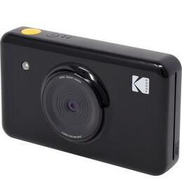 Kodak Mini Shot KODMSB Instant Camera - Black
