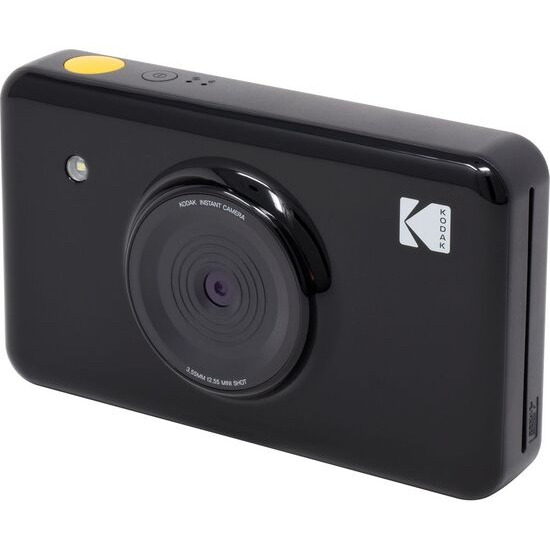 Kodak Mini Shot KODMSB Instant Camera - Black