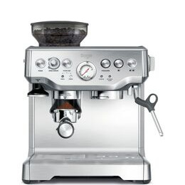 SAGE Barista Express BES875UK Bean to Cup Coffee Machine - Silver Reviews