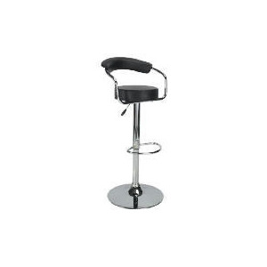 Photo of Liberty Barstool, Black Furniture