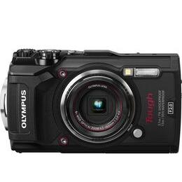 OLYMPUS TG-5 Tough Compact Camera - Black Reviews