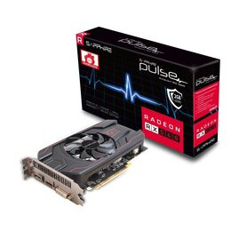 Sapphire PULSE RADEON RX 560 2GB GDDR5 Graphics Card Reviews