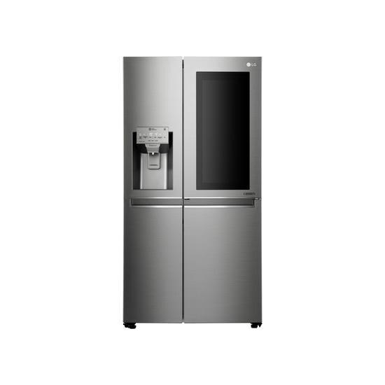 LG GSX960NSAZ American Style Fridge Freezer With Ice And Water Dispenser And Instaview Door-in-door -Stainless Steel