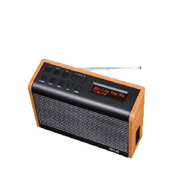 Tesco DAB1102STW Wood Effect DAB kitchen radio Reviews