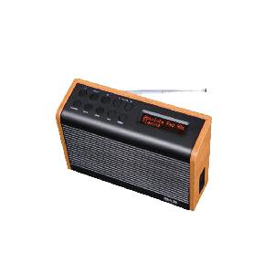 Photo of Tesco DAB1102STW Wood Effect DAB Kitchen Radio Radio
